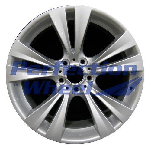 WAO.71478 19x8.5 Bright medium silver Full Face