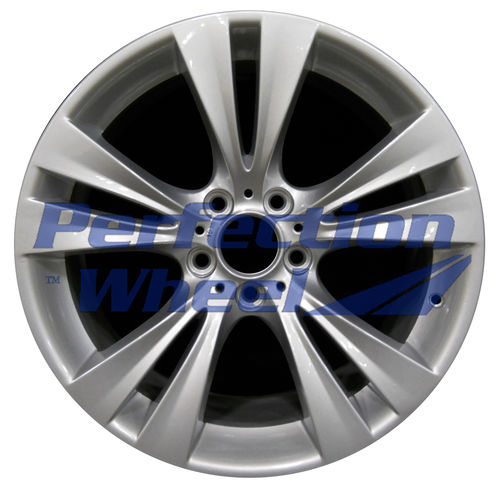 WAO.71479RE 19x9.5 Bright medium silver Full Face