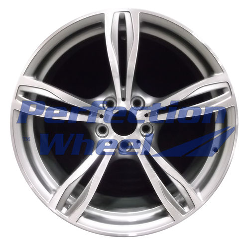 WAO.71560FT 20x9 Medium Metallic Charcoal Machined Bright