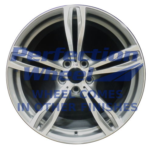 WAO.71563RE 20x10 Blue Tint Sparkle Charcoal Machined Bright