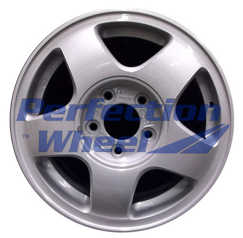 WAO.71647RE 16x8 Bright medium silver Machine Before Paintiing