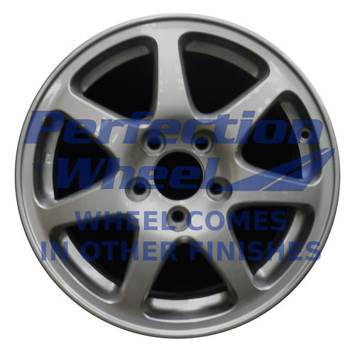 WAO.71661FT 16x7 Bright fine silver Machined