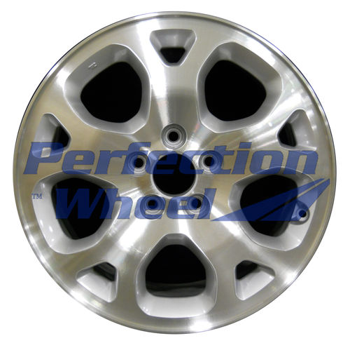WAO.71712 17x6.5 Medium silver Machined