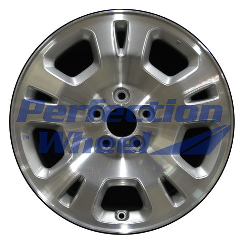 WAO.71713 17x6.5 Medium silver Machined