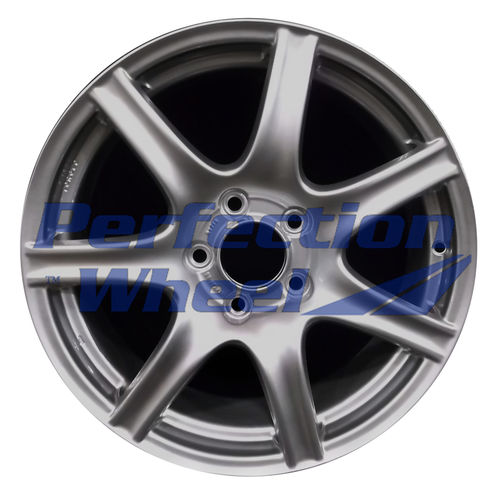 WAO.71723FT 17x7 Fine bright silver Full Face