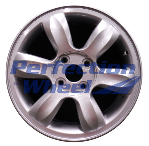 WAO.71724RE 17x9 Fine bright silver Full Face