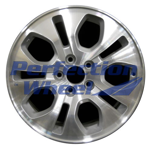 WAO.71730 17x6.5 Medium silver Machined