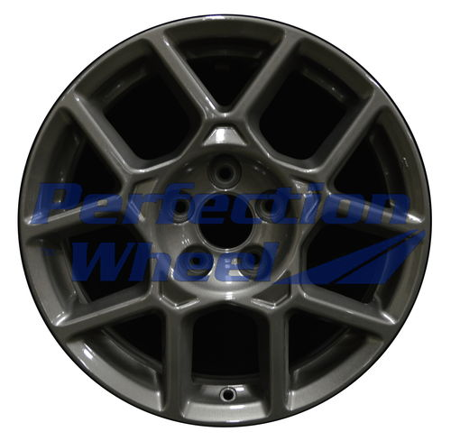 WAO.71763 17x8 Dark Sparkle Charcoal Full Face