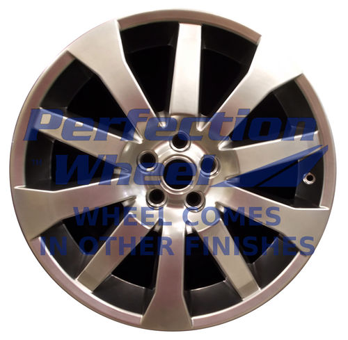 WAO.72203 19x8 Hyper Bright Smoked Silver Full Face