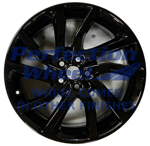 WAO.72272 18x8 Black Full Face PIB