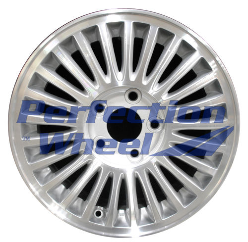WAO.73644 15x6.5 Bright medium silver Machined