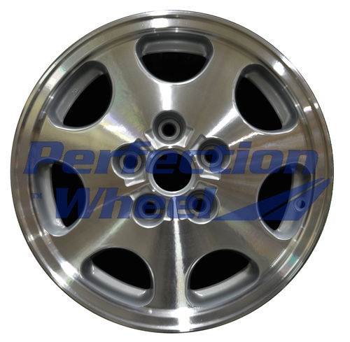 WAO.73652 15x6.5 Fine metallic silver Machined