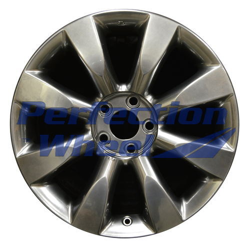 WAO.73686 18x8 Hyper Bright Smoked Silver Full Face