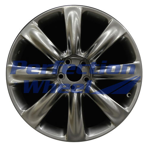 WAO.73691 20x8 Hyper Bright Smoked Silver Full Face Bright