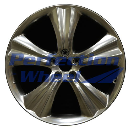 WAO.73714 20x8 Hyper Bright Smoked Silver Full Face Bright