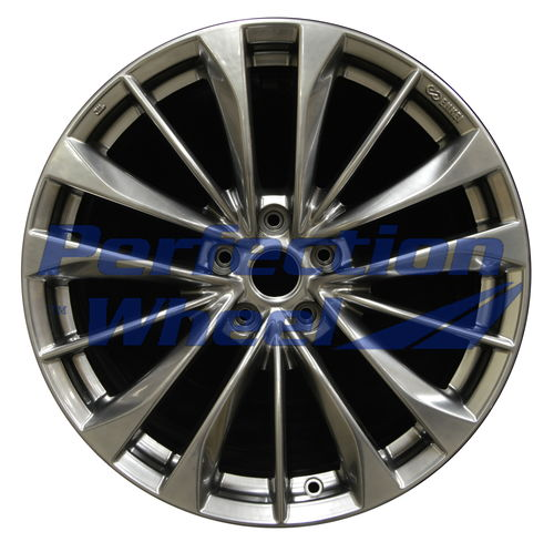 WAO.73759RE 19x9 Hyper Bright Smoked Silver Full Face