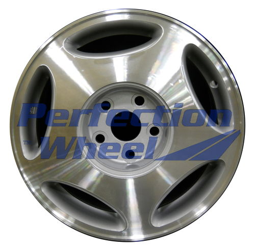 WAO.74148 16x7 Medium silver Machined