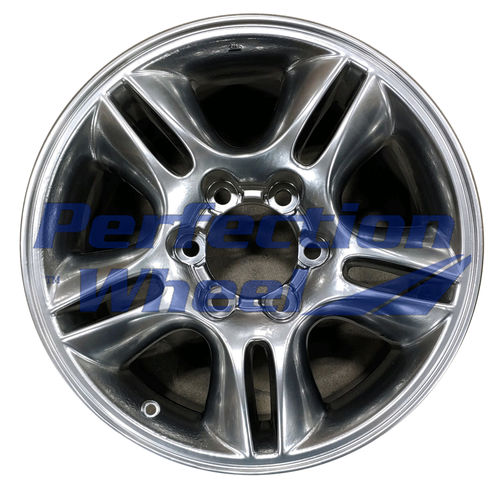 WAO.74167 17x7.5 Hyper Bright Smoked Silver Full Face