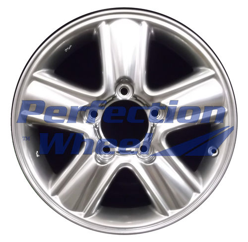 WAO.74186 18x8 Hyper Bright Smoked Silver Full Face