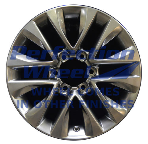 WAO.74297 18x7.5 Hyper Bright Smoked Silver Full Face