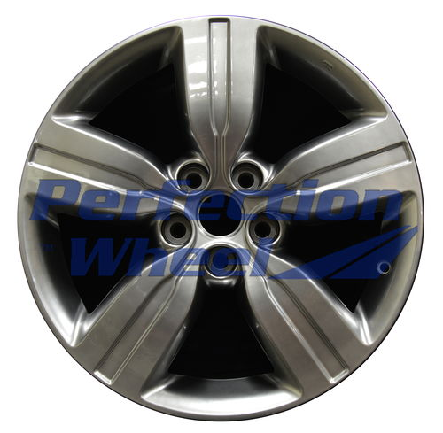 WAO.74664 18x7 Hyper Bright Smoked Silver Full Face Bright