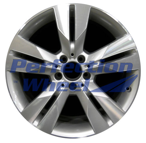 WAO.85064FT 18x8.5 Fine bright silver Machined