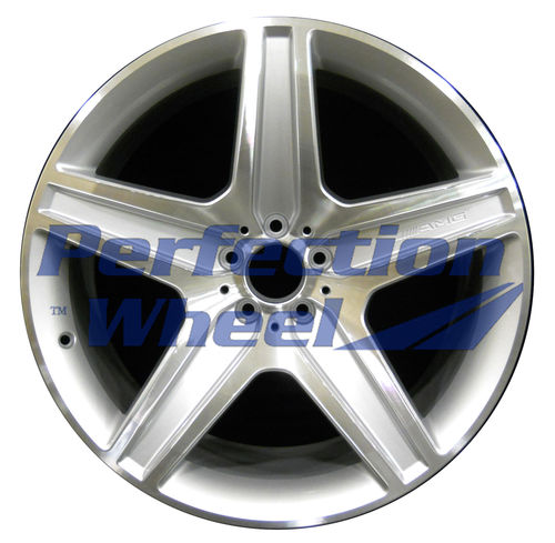 WAO.85108 21x10 Bright Fine silver Machined
