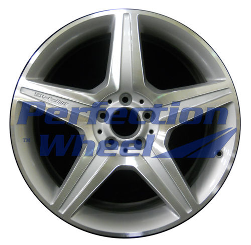 WAO.85118RE 19x9.5 Medium silver Machined