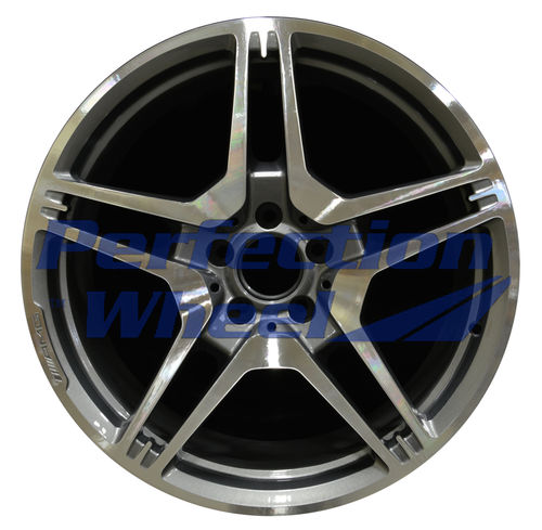 WAO.85136FT 19x9 Dark Metalic Charcoal Machined