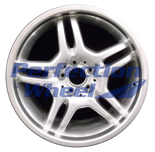 WAO.85142RE 18x8.5 Hyper Bright Mirror Silver Full Face