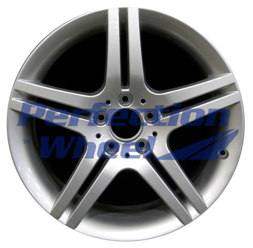 WAO.85160FT 18x7.5 Fine bright silver Full Face