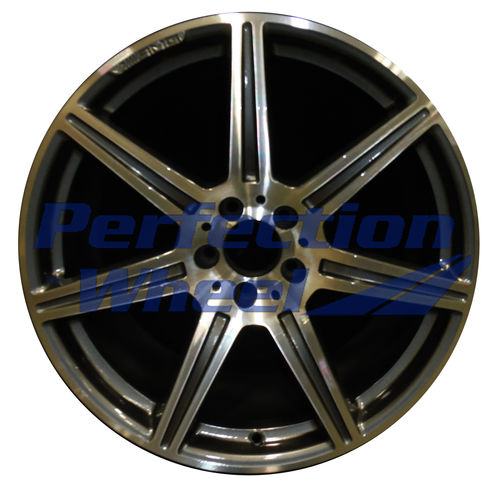 WAO.85193RE 20x11 Metalic Charcoal Machined