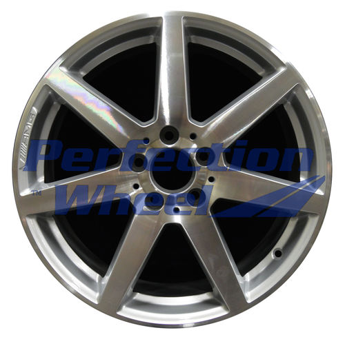 WAO.85223FT 18x8 Medium silver Machined