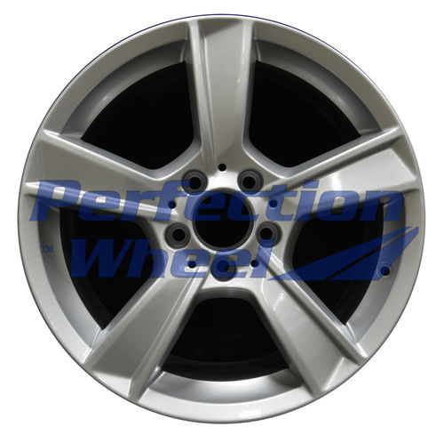 WAO.85226RE 17x8.5 Medium Sparkle Silver Full Face