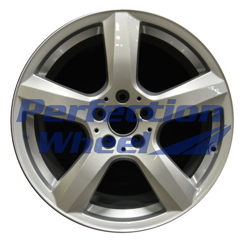 WAO.85232FT 18x8.5 Fine bright silver Full Face