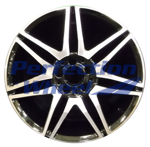 WAO.85269FT 18x7.5 Black Machined Bright POD