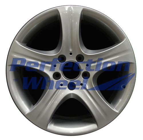 WAO.85396 17x8.5 Bright metallic silver Full Face
