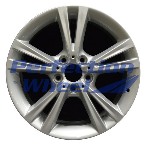 WAO.86150FT 18x7.5 Bright Medium Silver Full Face