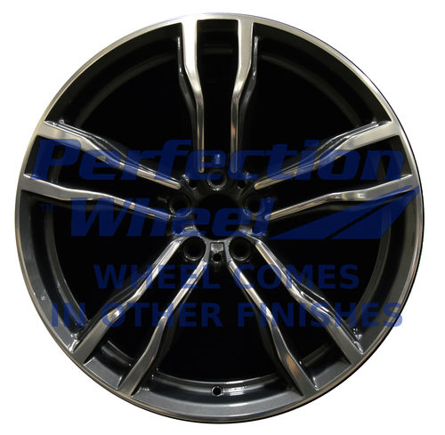 WAO.86195RE 21x11.5 Charcoal Polish Paint in Barrell