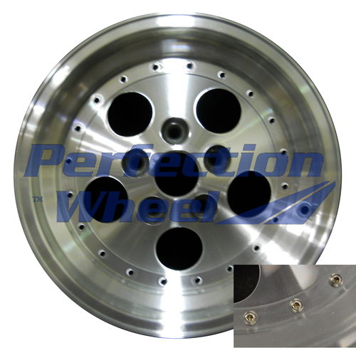 WAO.9007A 15x8 As Cast Machined