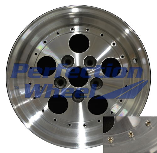 WAO.9007B 15x8 As Cast Machined