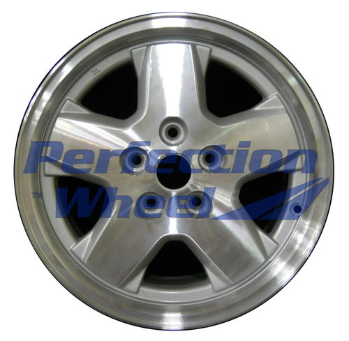 WAO.9038B 16x7 Sparkle Silver Machined