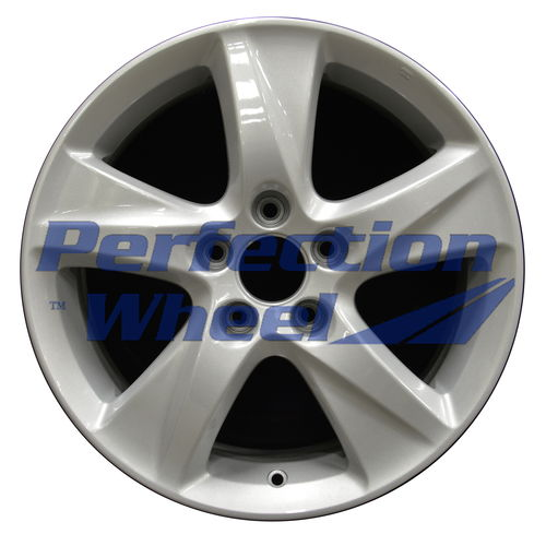 WAO.71781A 17x7.5 Bright Medium Silver Full Face